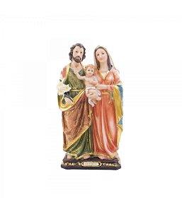 Sagrada Família 32.5cm - Enfeite Resina