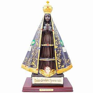 Nossa Senhora Aparecida 53cm - Enfeite Resina