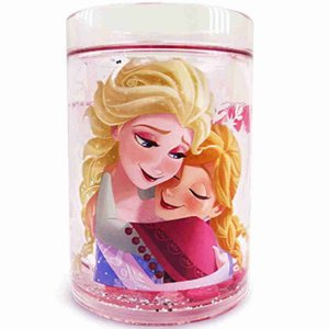 Caneca Líquido Anna & Elsa 250ml Frozen - Disney