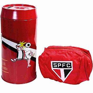 Jg De Porta Moeda Com Saco - São Paulo SPFC