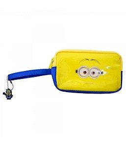 Bolsa Porta Celular Dois Olhos - Minions