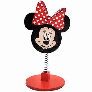 Porta Recado Rosto Minnie - Disney