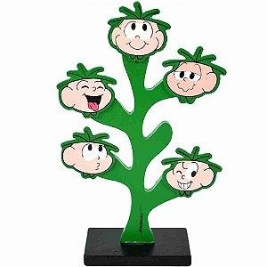 Porta Recado Em Forma De Árvore Do Cebolinha - Turma Da Mônica