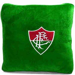 Almofada Quadrada (Fibra) - Fluminense