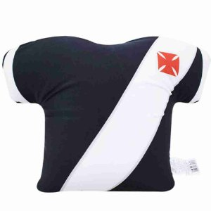 Almofada Camisa Time (Isopor) - Vasco