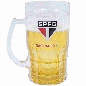 Caneca Cerveja 400ml - SPFC