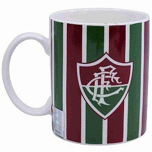 Caneca Porcelana 370ml - Fluminense