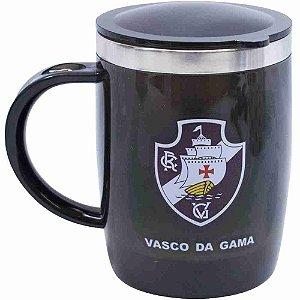 Caneca Térmica Com Tampa 450ml - Vasco