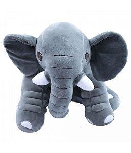 Elefante Sentado 33cm - Pelúcia