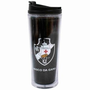 Copo Com Tampa 600ml - Vasco