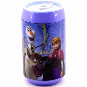 Copo Estilo Lata 350ml Frozen - Disney