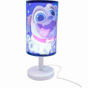 Luminária Azul Puppy Dog Pals - Disney