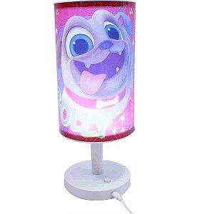 Luminária Vermelha Puppy Dog Pals - Disney
