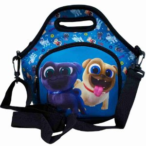Bolsa Térmica Puppy Dog Pals 26x15x29cm - Disney