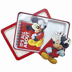 Blocos De Nota Mickey - Disney