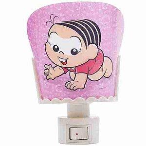 Luminária Mônica Bebê - Turma Da Mônica