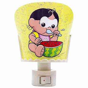 Luminária Magali Bebê - Turma Da Mônica