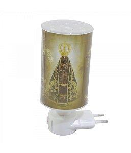 Luminária Abajur Nossa Senhora Aparecida