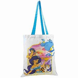 Bolsa Personagens Aladdin 38x33cm - Disney