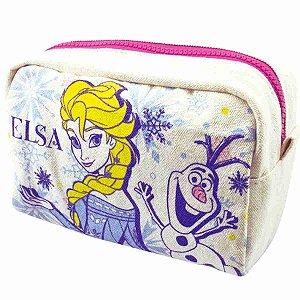 Necessaire Elsa & Olaf Frozen - Disney