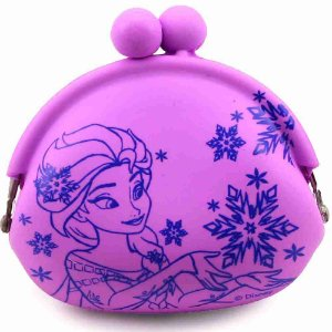 Chaveiro Porta Moeda Elsa Frozen - Disney