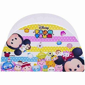Porta Guardanapo Madeira Tsum tsum - Disney