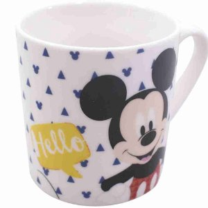 Caneca De Porcelana Mickey Hello 250ml - Disney