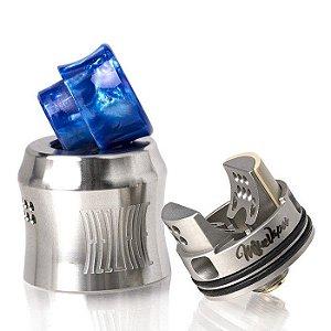 WOTOFO Recurve RDA - single coil - prata