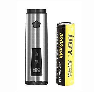 IJOY saber 100w + Bateria 20700 - Prata