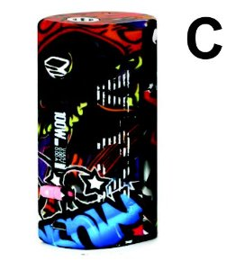 Vapecige VTX 100W TC Box MOD -single 18650/26650 battery não incluídas
