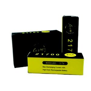 Bateria COILART 21700 4000mha 40A