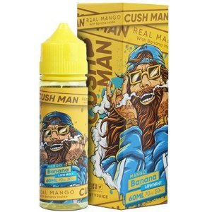 JUICE NASTY CUSH MAN MANGO BANANA 60 ML