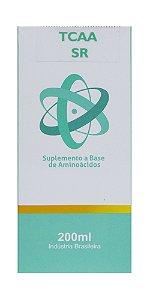 Suplemento Aminoácido com Bioinformação - TCAA SISTEMA RESPIRATÓRIO