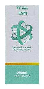 Suplemento Aminoácido com Bioinformação - TCAA HORMÔNIO MASCULINO