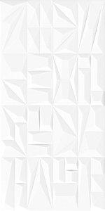 REVESTIMENTO MENFI BIANCO PLUS 37 X 74 CX 2,00MT² FIORANO