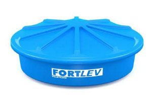 Caixa d´Agua Multiuso 2.000 Litros Fortlev (telhados baixos)