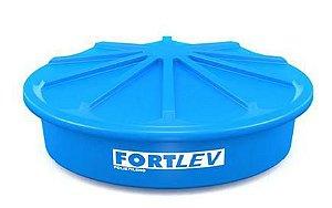 Caixa d´Agua Multiuso 500 Litros Fortlev (telhados baixos)