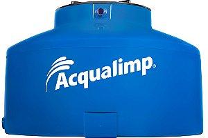 Caixa D' Água 1.500 Litros Acqualimp Água Protegida