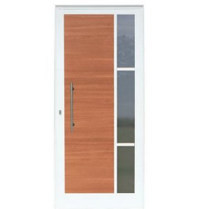Porta Nogal Soft 2,10m x 0,80m