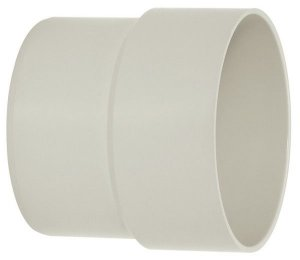 Acoplamento Em PVC Para Calha