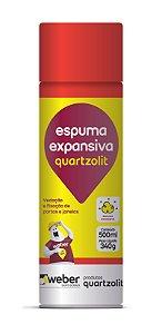 Espuma Expansiva Quartzolit