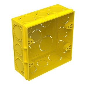 Caixa De Luz Quadrada 4x4