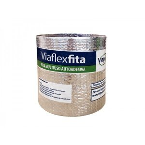 Viaflex Fita 30cm x 10m Viapol