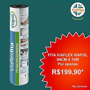Fita Viaflex Viapol 94cm x 10m x 9,4m²