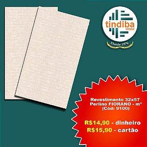 Revestimento Perlino - Fiorano - m² 32x57cm (Cód: 9100)