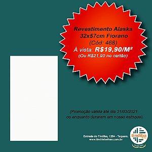 Revestimento Alaska 32x57cm Fiorano (Cód: 468)