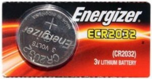 Bateria Energizer CR2032 - 3V - Lithium