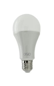 FLC - Lâmpada Led Bulbo - 9,5W - 4000K - 1018Lm