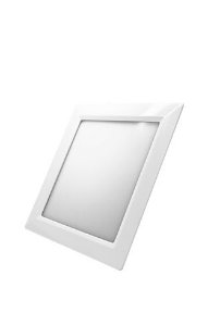 FLC - Painél Led Quadrado de Embutir - 12W - 6500K - 600Lm - 165 x 165mm