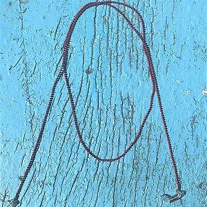 Cordinha de Óculos Vermelha
